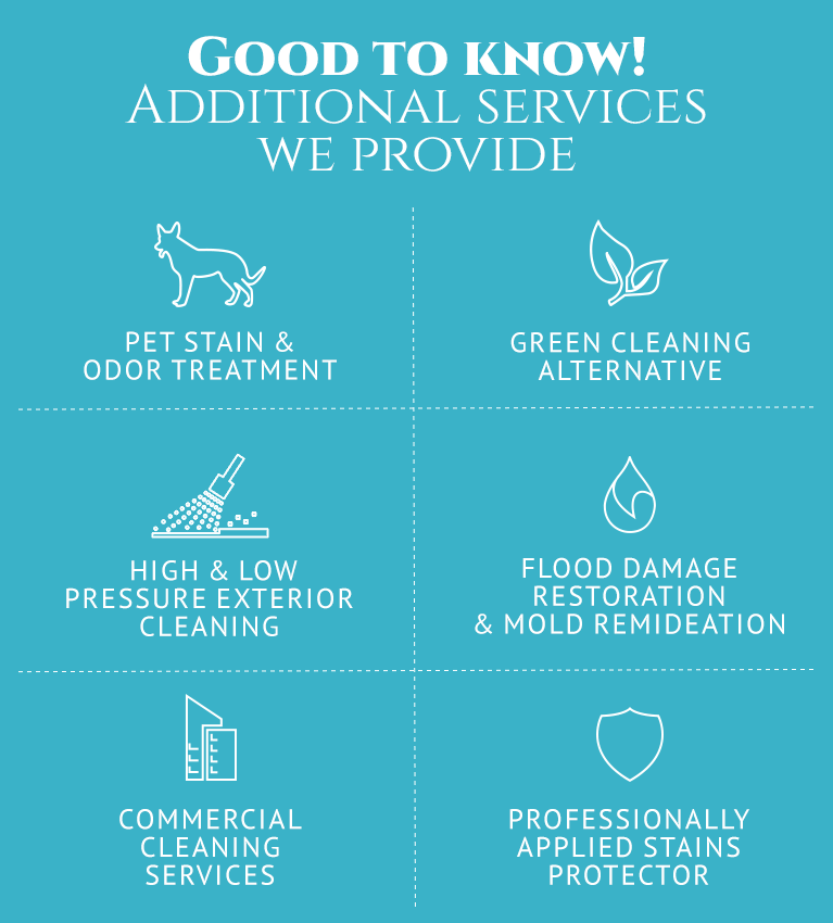 Additional Cleaning Services
